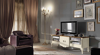 Тумба под TV STELLA DEL MOBILI Classic living CO.48